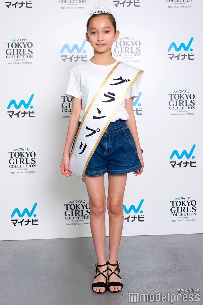 上妻美咲 (C)モデルプレス