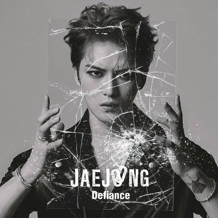 ジェジュン「Defiance」(10月24日発売)初回盤B