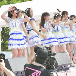 AKB48フレッシュ選抜「TOKYO IDOL FESTIVAL 2018」(C)モデルプレス