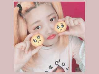 大人気「ぴえんクッキー」の簡単な作り方 ぴえんな表情で一緒に写真を撮ろう!