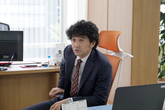 村上淳/第1話より(C)「この恋はツミなのか!?」製作委員会・MBS