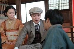 徳永えり、濱田岳/「わろてんか」(C)NHK