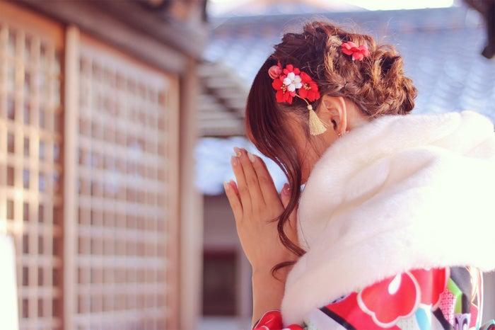 新年の大きな節目こそ初詣へ(photo by GIRLY DROP)