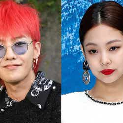 G-DRAGON、JENNIE/Photo by Getty Images