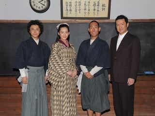 """来年大河「いだてん」主演・中村勘九郎クランクイン """"妻""""綾瀬はるか「疾走したい」"""