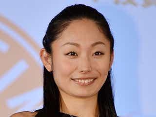 交際宣言の安藤美姫、娘の父親&恋人にコメント