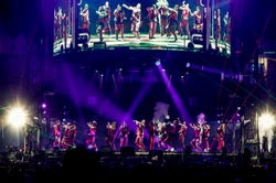 EXILE、復活ライブの舞台裏に密着 再始動にかける想いとは?