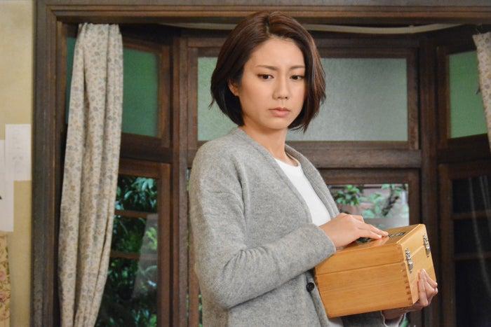 松下奈緒(C)日本テレビ