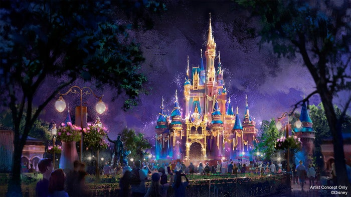 ビーコン・オブ・マジック(C)Disney