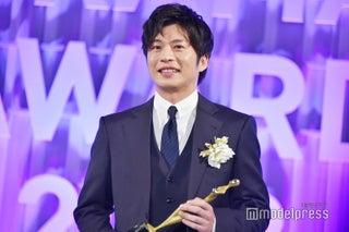 田中圭&吉田鋼太郎「おっさんずラブ」でW受賞「ひたすら愛していました」<東京ドラマアウォード2018>