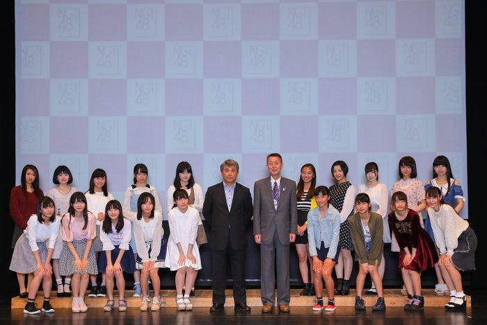 「NGT48 第2期生オーディション」合格者(C)AKS