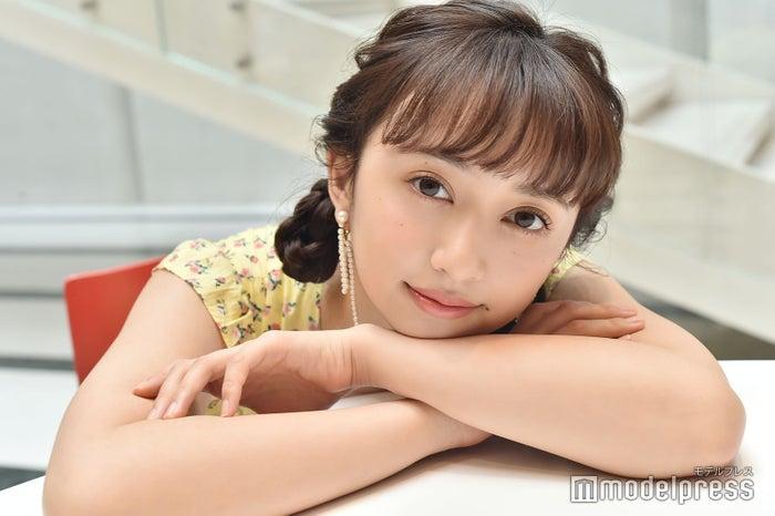 小宮有紗、芸能活動10周年で今思うこと― 初ランジェリーへの思いも ...