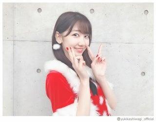 AKB48グループの可愛すぎサンタコスが話題 柏木由紀、須田亜香里、荻野由佳…一気にチェック