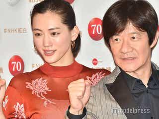 新国立競技場から司会者が走り出す 令和初の「第70回 NHK紅白歌合戦」開幕