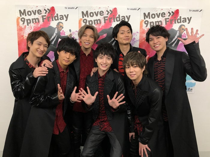 Kis-My-Ft2(提供写真)