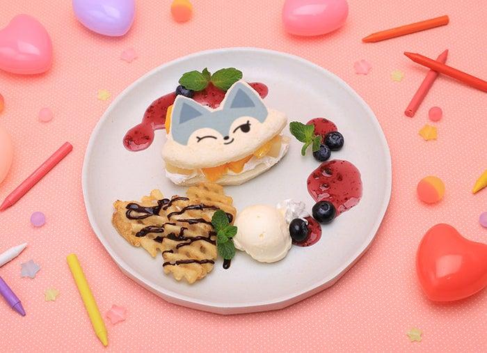 【CHUNG-EE】フルーツサンドイッチ税込1,760円(C)WDZY