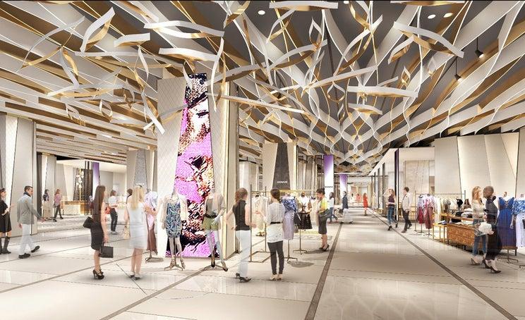 タイ初の高島屋「サイアム高島屋」開業へ、ファッション・コスメ・グルメなど530ブランド集結