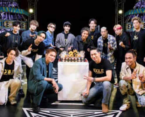 EXILE ファンと一緒に20周年 3年半ぶり新アルバム 来年1月1日発売