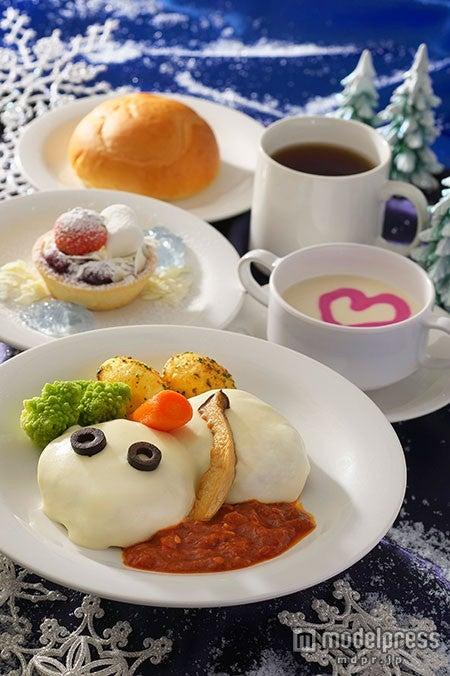 「プラザパビリオン・レストラン」スペシャルセット(C)Disney