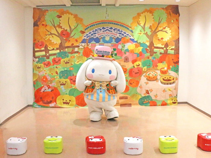 ハロウィンスペシャルグリーティング(C)2021 SANRIO CO.,LTD.TOKYO,JAPAN 著作 株式会社サンリオ