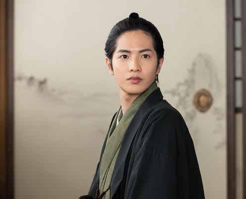 志尊淳、吉沢亮をリスペクト「役者として壁にぶち当たった」初大河ドラマで感じたこと<青天を衝け>