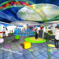 ベビースターラーメンの都市型テーマパーク「リトルおやつタウンNamba」大阪に誕生