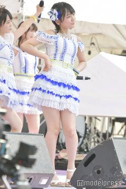 田口愛佳/AKB48フレッシュ選抜「TOKYO IDOL FESTIVAL 2018」(C)モデルプレス