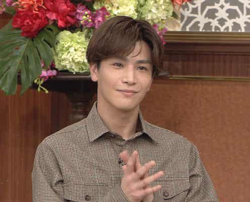 三代目JSB岩田剛典、制作期間2か月の油絵をテレビ初披露 驚きの値段に