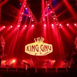 King Gnu/PHOTO:山内洋枝(提供写真)