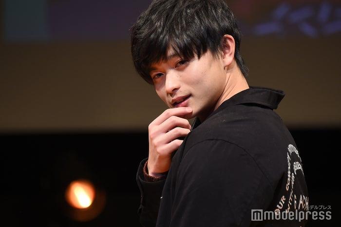 佐藤三平 (C)モデルプレス