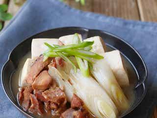 【缶詰レシピ】やきとり肉豆腐