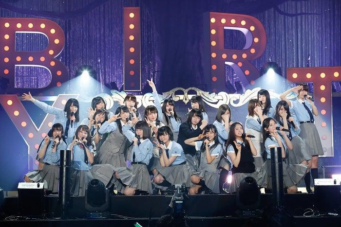 欅坂46(提供写真)
