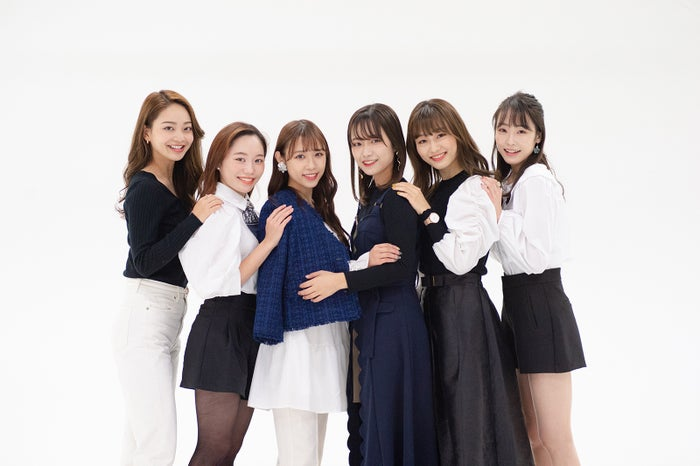 「Miss Campus Kwansei Gakuin 2020」ファイナリスト(提供写真)