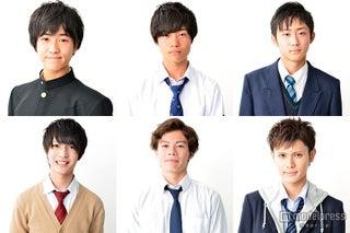速報!日本一のイケメン高校生を決めるミスターコン【西日本エリア予選/暫定上位12人発表】