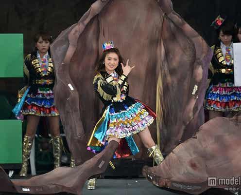 <速報>大島優子のサプライズ登場でスタート AKB48初の国立公演開幕