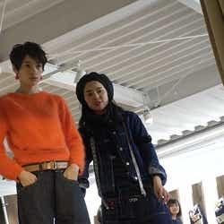 モデルプレス - 渡辺直美ら有名人も依頼 世界で1つのジーンズを作る職人に密着