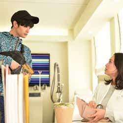 瀬戸康史、中谷美紀「私 結婚できないんじゃなくて、しないんです」第8話・場面カット(C)TBS