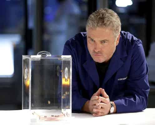 『CSI:科学捜査班』続編について、グリッソム役ウィリアム・ピーターセン「予想外だったけどすぐに飛びついたよ」