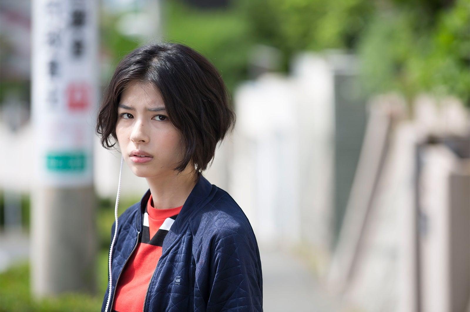 佐久間由衣/ドラマ「明日の約束」より(画像提供:カンテレ)