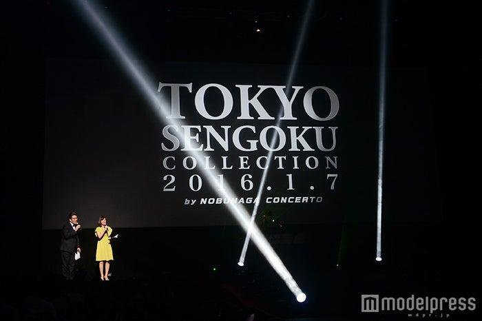 """TOKYO SENGOKU COLLECTION""(C)モデルプレス"