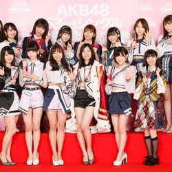 選抜メンバー(C)AKS