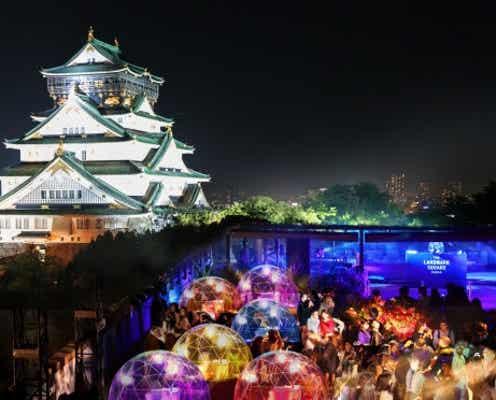 大阪城そばで一夜限りのディスコナイト!m-flo☆Takuら人気DJのプレイに酔う