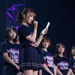 川後陽菜/乃木坂46「アンダーライブ全国ツアー2018 ~関東シリーズ~」(提供写真)