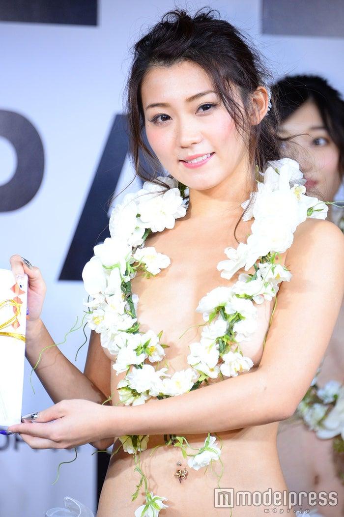 準グランプリに輝いたLunaさん (C)モデルプレス