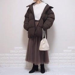 【GU】安くてかわいい!冬のトレンドコーデ15選