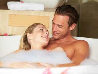 ドキドキ彼との混浴体験!特別感を出して最高のバスタイムに
