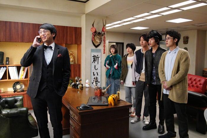 「ドルメンX」より (C)日本テレビ
