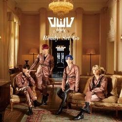 OWV 2ndシングル「Ready Set Go」の新ビジュアル公開