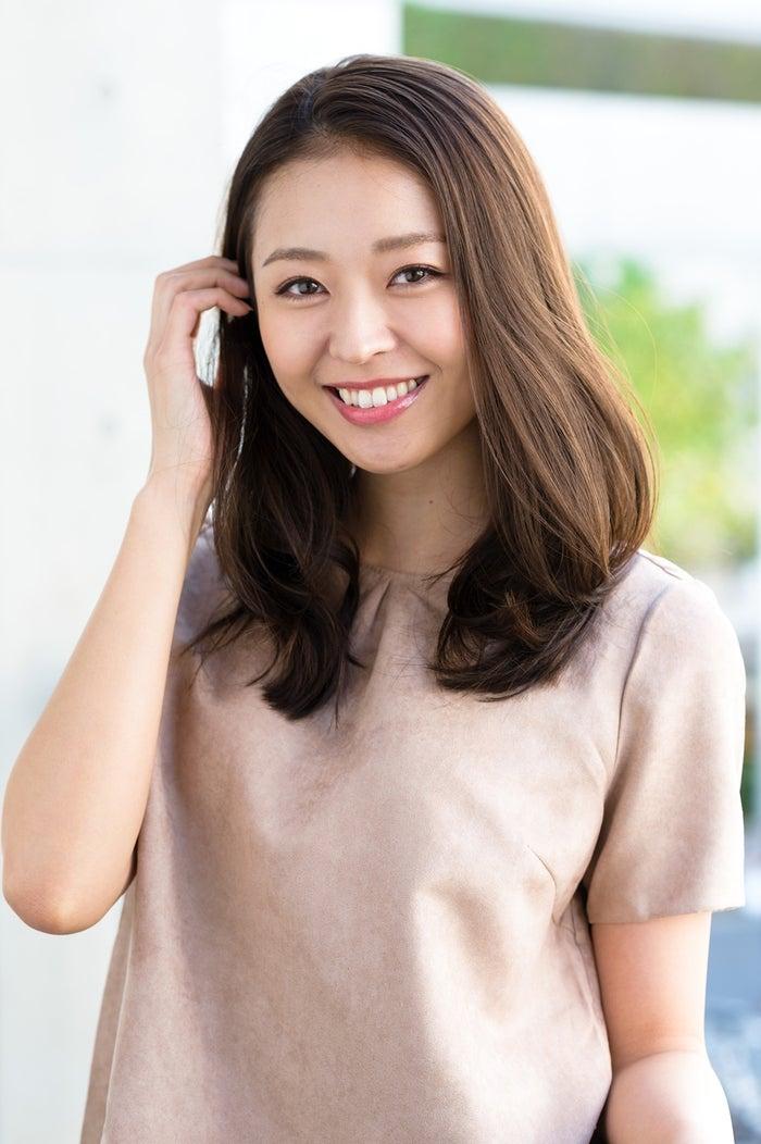 中川知香(画像提供:テレビ朝日)