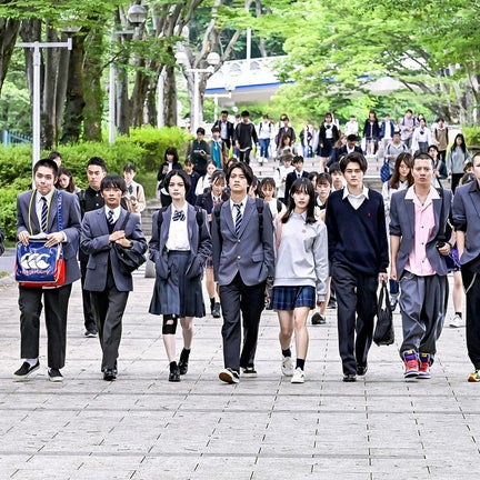 <ドラゴン桜 第9話>東大専科生徒たち、ついに決戦の時…桜木&水野に襲いかかる驚愕の真実